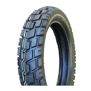 Motorcycle Tyres, Dual Purpose with E-MARK Certificate 120/90-18 4.10-18