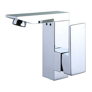 Modern Chrome Brass Basin Tap (CB-19805B)