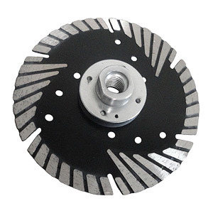 Sintered Granite Cutting Blade with Flange