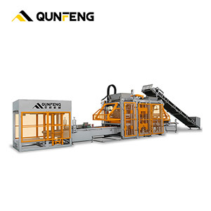 Automatic Concrete Block Making Machine (QF1300) /Brick Machine/Block Machine