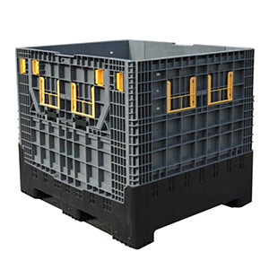 Heavy Duty Industrial 1ton Collapsible/Foldable Large Container for Auto Parts/Machine Parts