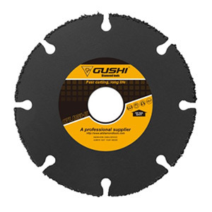 Woodplus Tungsten Carbide Saw Blade for Wood Cutting