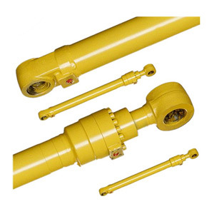 Single Double Acting Customize Telescopic Hydraulic Lift Cylinders Types for Heavy Duty Dump Truck Engineering Machinery