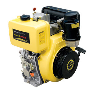6HP/9HP/10HP/12HP/15HP Small Air Cooled Single Cylinder Diesel Engine (178F 186FA 192F)