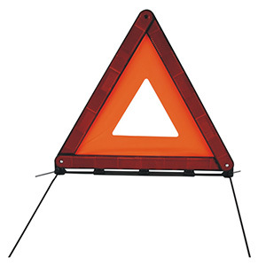 Foldable Auto Car Triangle Warning Sign