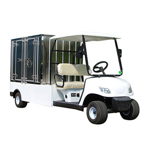 Customized Electric Utility Vehicle, Battery Operated Golf Buggies Ce Certificate