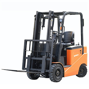 China Manufacturer 2.0 Ton 2ton Electric Forklift Battery Operated Forklift with Ce ISO