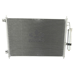 All Aluminum Condenser for Nissan X-Trail T31 (07-) ; OEM: 92100-Jg000