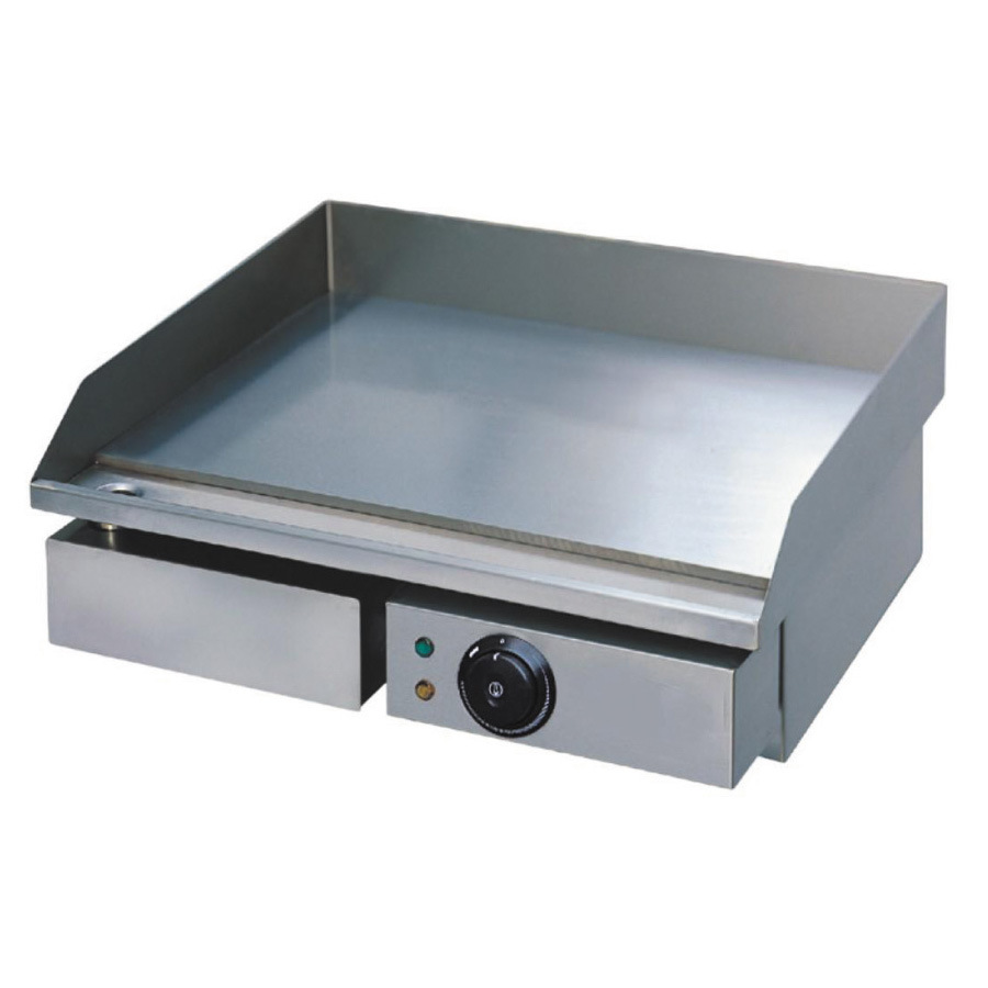 China CE Approved Electric Griddle (ET-GE-818) - China Electric ...
