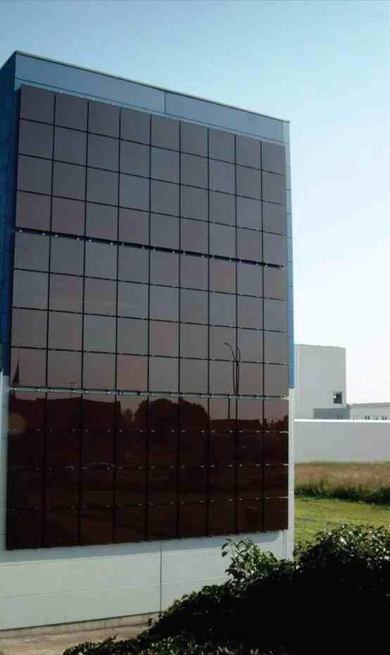 China Bipv Thin Film Amorphous Silicon Panels By Nanometer