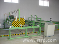 Continuous Wide FRP Gelcoat Sheet Auto Product Machine (LR-3100-JP)