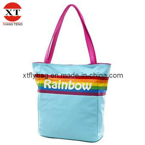 china personalized promotional canvas tote bag with cheap wholesale