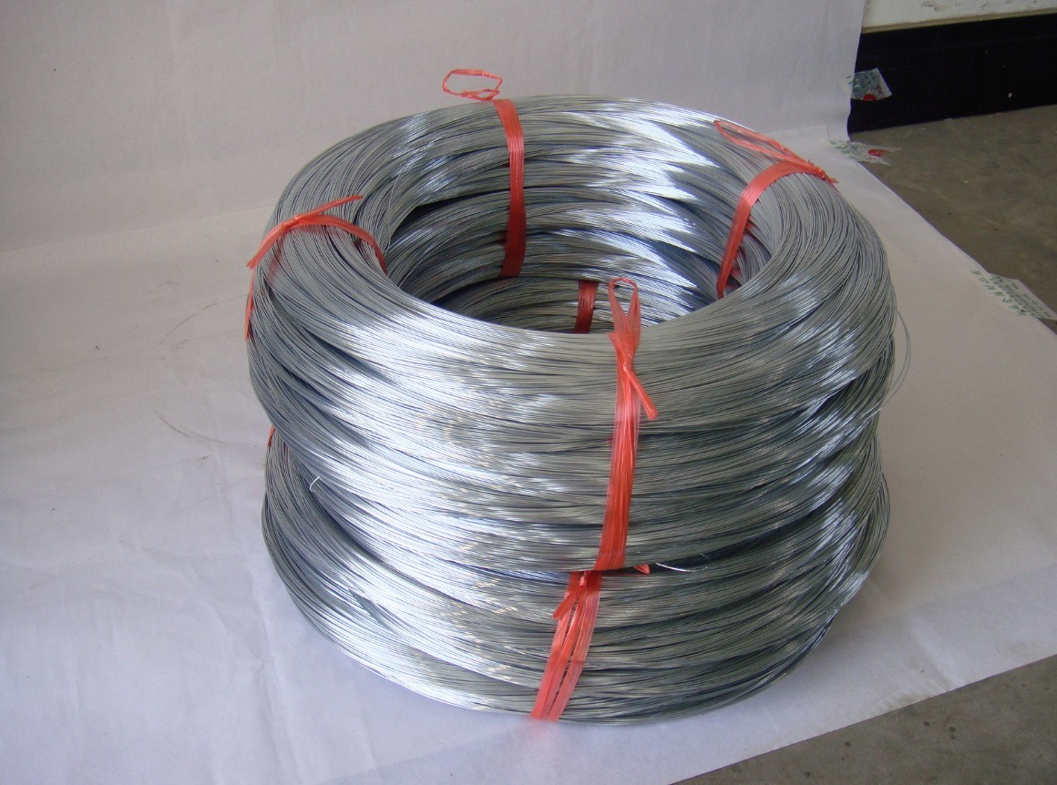 China Galvanized Steel Wire Of 2 8mm 3 8mm Thickness For