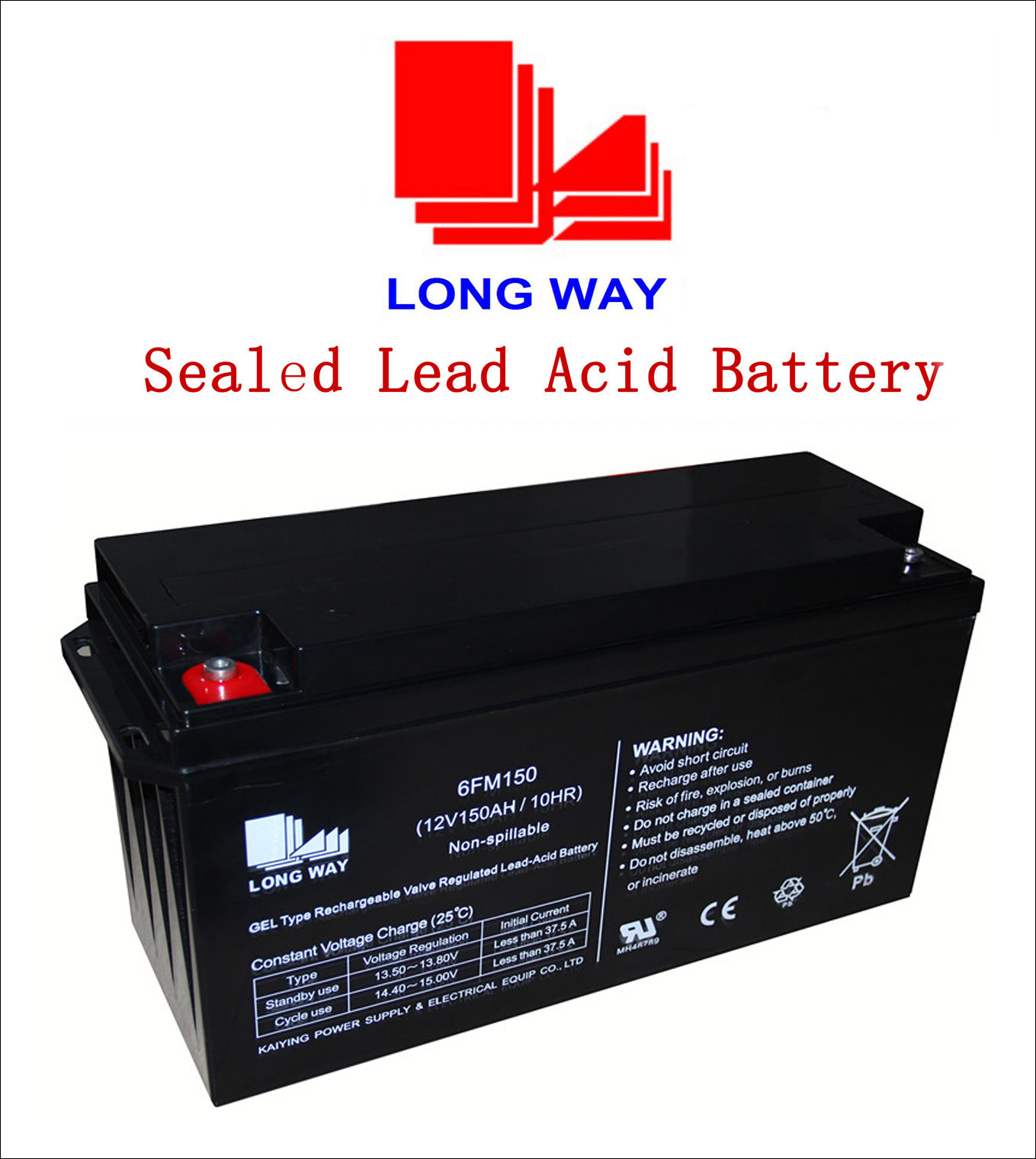 Lead Acid Battery >> Hot Item 12v150ah Lead Acid Battery With Maintenance Free Used For Solar System