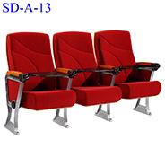 Comfortable Auditorium Furniture Aluminum Cinema Chairs Theater Manufacturer
