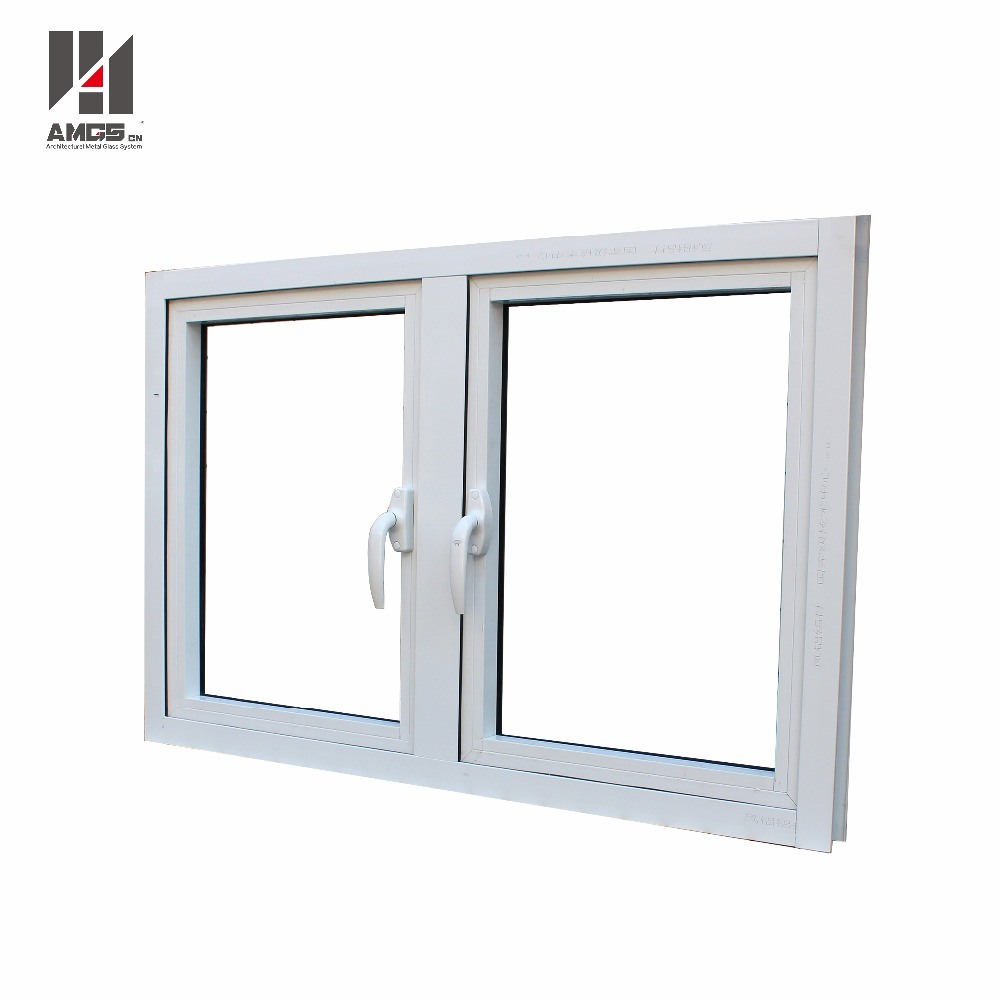 Popular Powder Coating White Aluminum Alloy Window pictures & photos