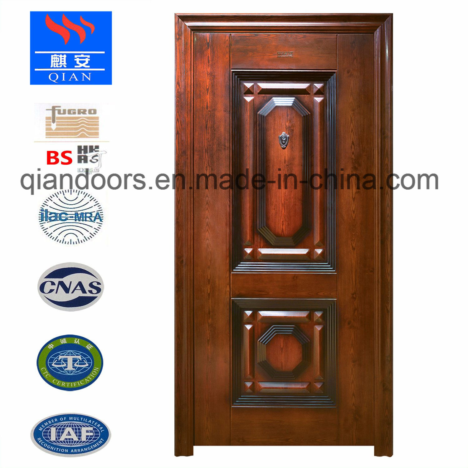 Need a new, high-quality door to the apartment (Moscow) 17