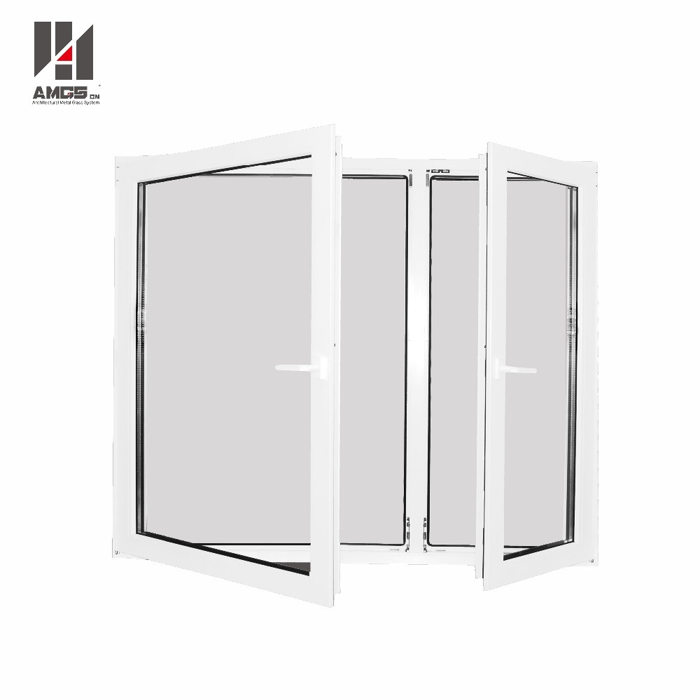 Customized High Quality Double Glazing Aluminum Casement Window pictures & photos