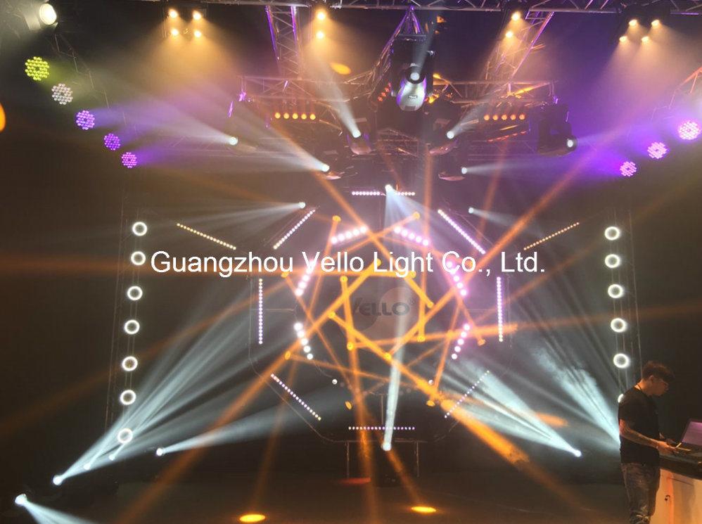 china vello sharpy beam 200w 5r stage moving head light noble beam