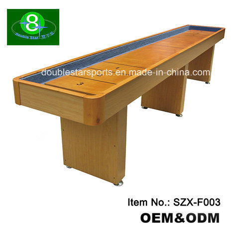 2018 MDF Tabletop Shuffleboard Table Game Shuffleboard Desk Game Hot Sell  Model Szx F003