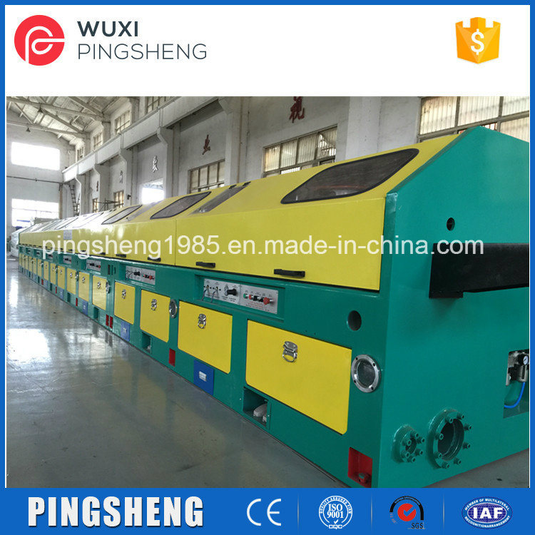 China Low Carbon High Carbon Steel Wire Pulling Machine Lz6/560 ...