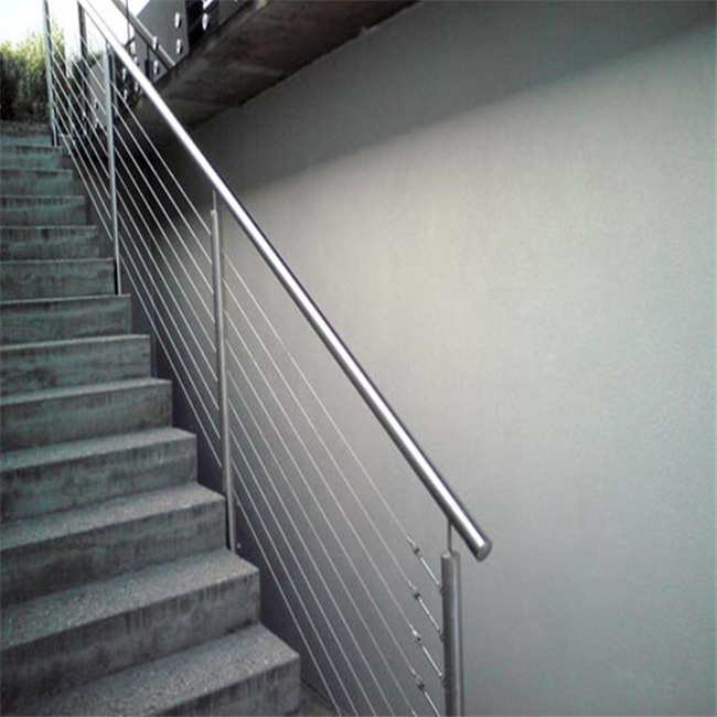 China Stainless Steel Cable Railing/Wire Rope Railing Photos ...