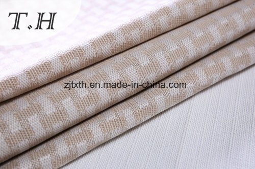 Weaving Knit Grid Linen Fabric with a&B Series (FTD31053AB) pictures & photos