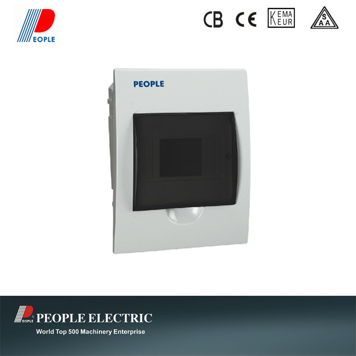 High Quality Plastic Distribution Box MCB Switch Box pictures & photos