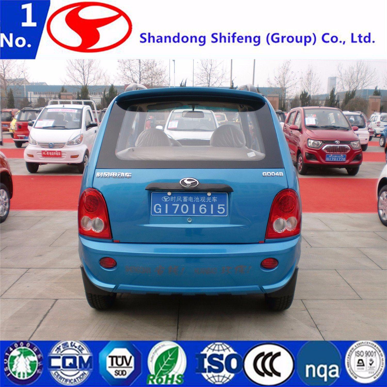 5 Penger 4 Seat Electric Car