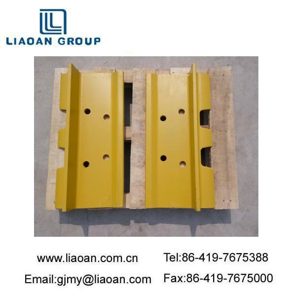 High Quality Bulldozer Track Shoe for Caterpillar D4c