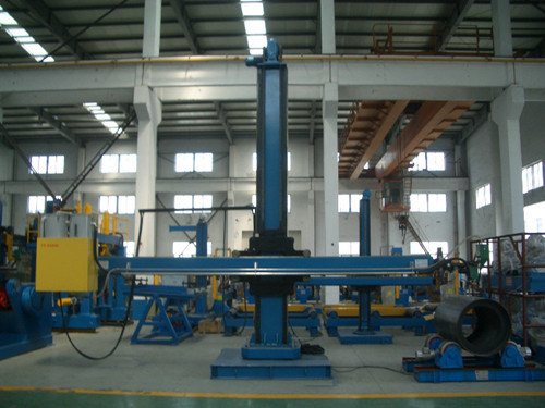 Automatic Pipe Seam Welding Machine
