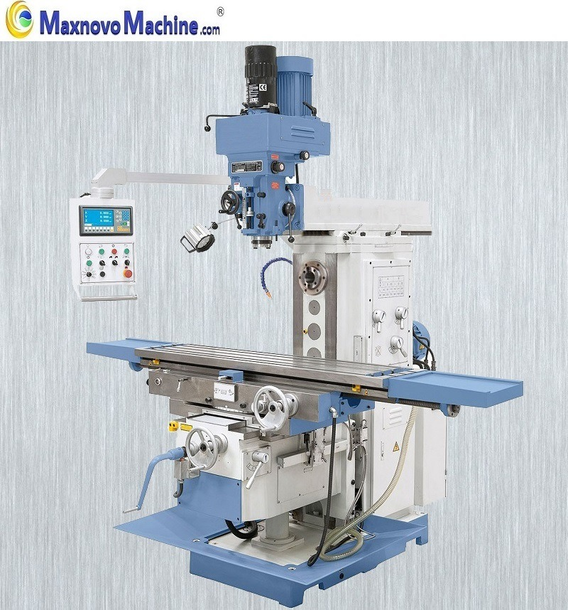 Milling Machine For Sale >> China Turret Milling Machine Equipment For Sale Mm Mf6336s China