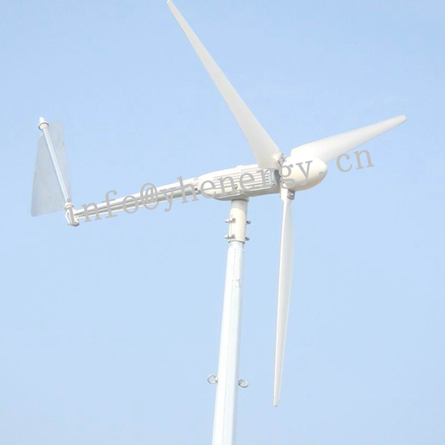 Manufacturer 1kw Wind Turbine1kw Price Wind Power Generator 48V Reinforced Glass Fiber pictures & photos