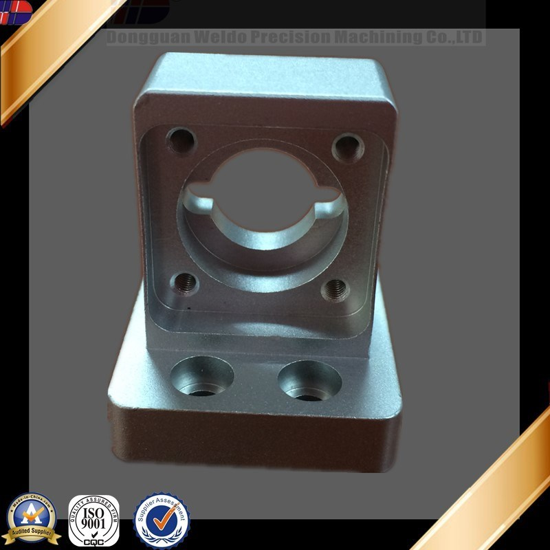 Custom High Precision CNC Machined Anodized Aluminum Parts
