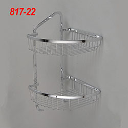 Stainless Steel Shower Basket Shower Caddy Bath Basket