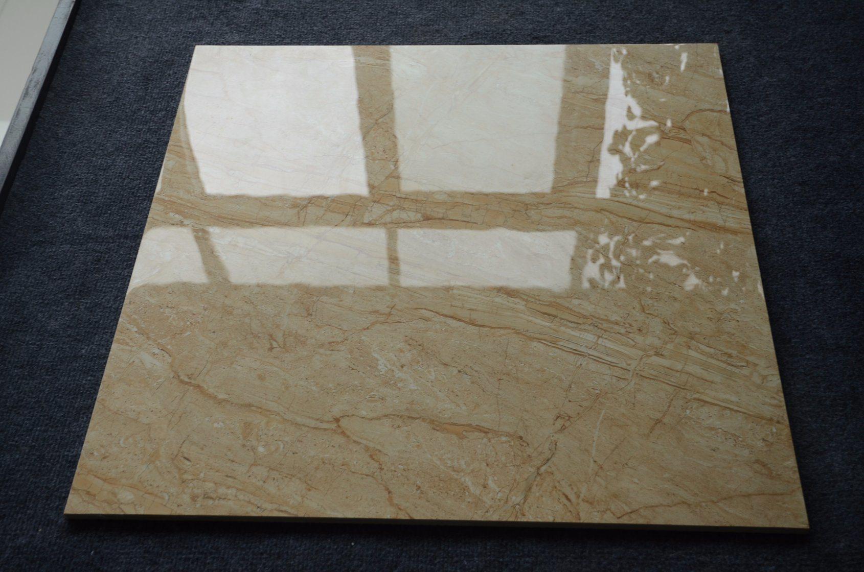 China HS628gn Cheap Ravello Beige Glazed Porcelain Tile, Floor Tile ...