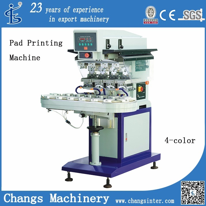Ball Pad Printing Machine
