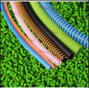 [Hot Item] PVC Resin Pellets, PVC Plastic Resin for Pipe/Sheet