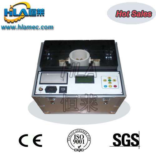 Bdv Dielectric Strength Transformer Oil Tester pictures & photos