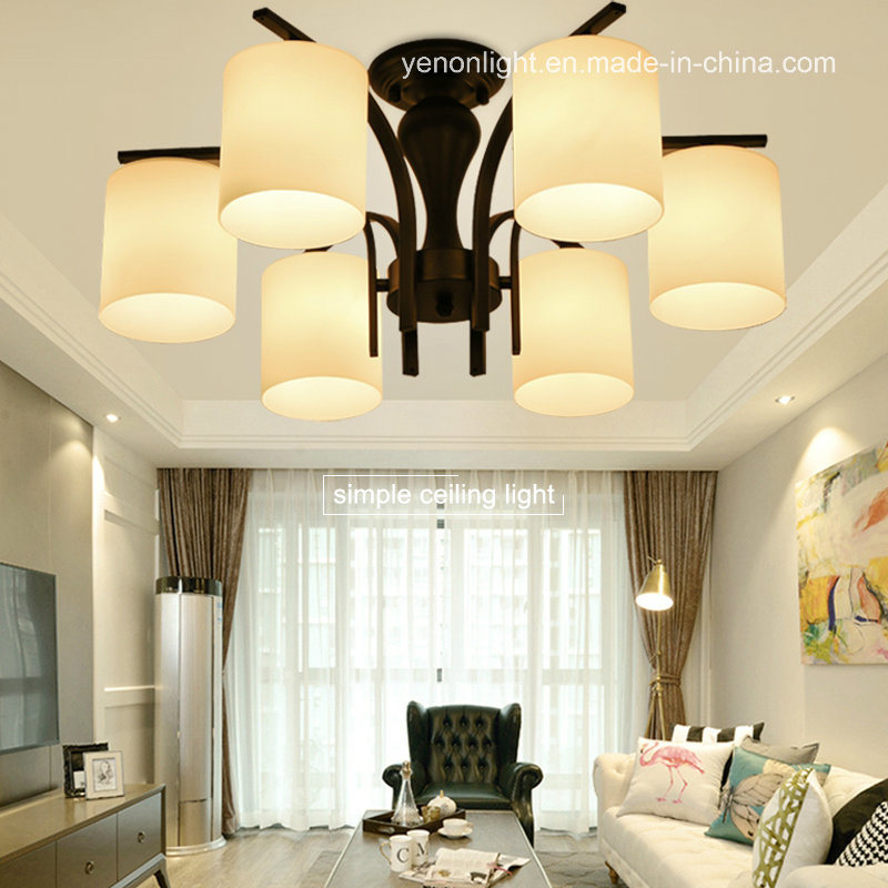 China Modern Simple Chandelier Design Living Room Upshine Light Ceiling Lamp China Metal Glass Chandelier Lighting Black Plating Iron Ceiling Light,Cool Banner Designs Minecraft Recipes