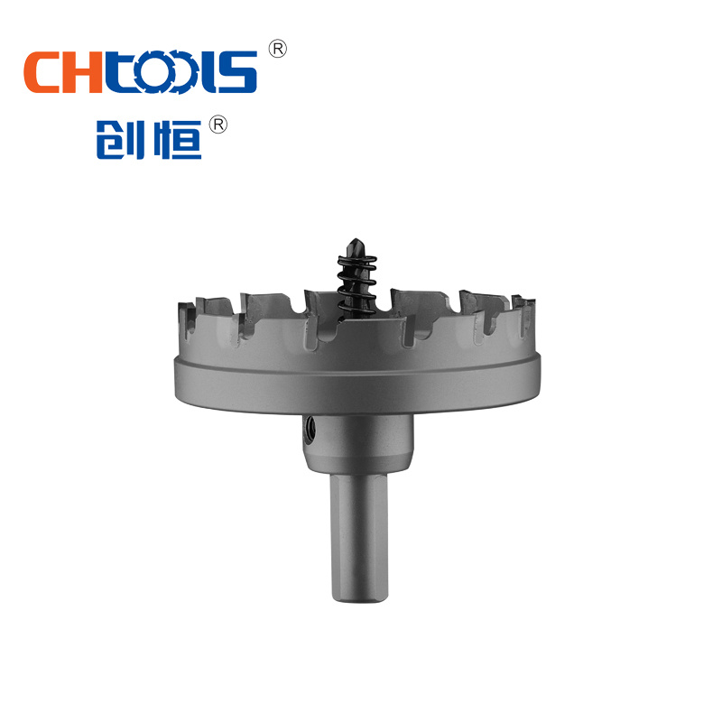 China Tungsten Carbide Hole Saw Stainless Steel Hole Cutter China