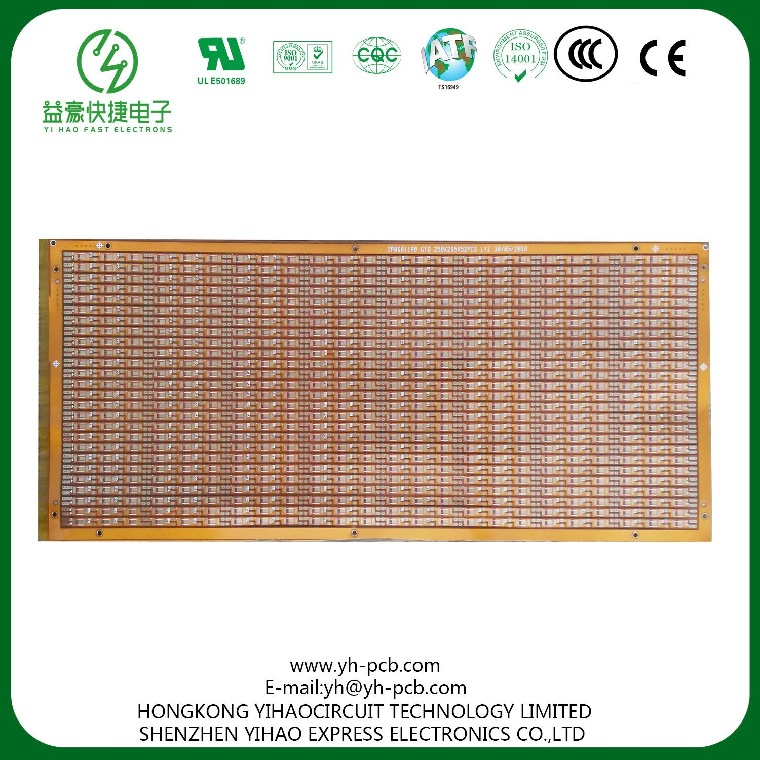 China Double Side Flexible Pcb Fpc Circuit Board Shenzhen Oem Electronic Printed Manufacturerpcb Manufacturer