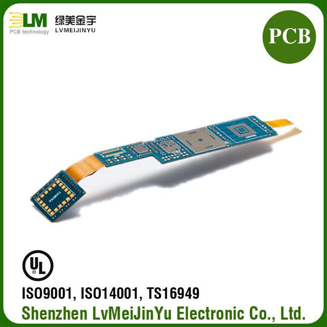 China Professional Customized Fr-4 Low Cost Flex Rigid PCB