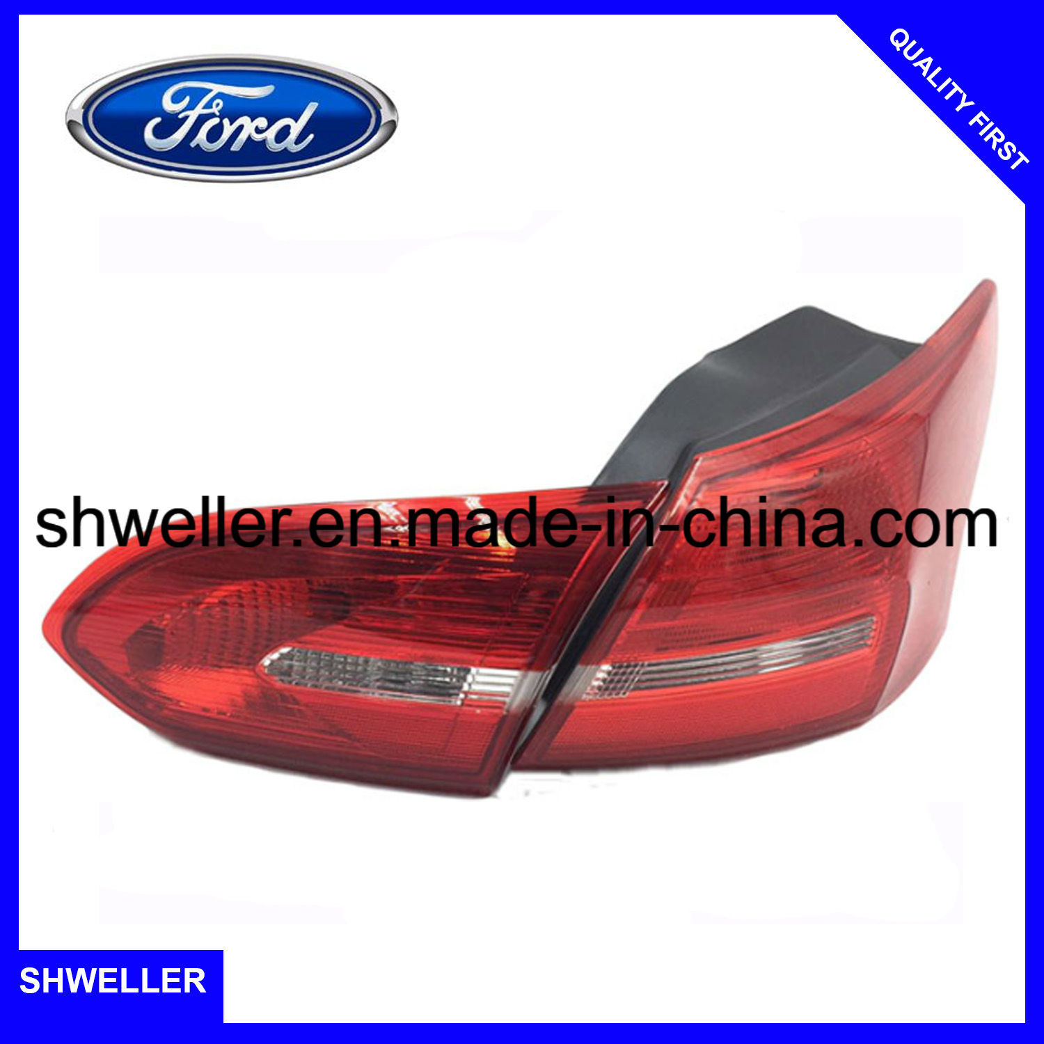 China Rear Light For Ford Focus 2017 2016 Tail Lamp