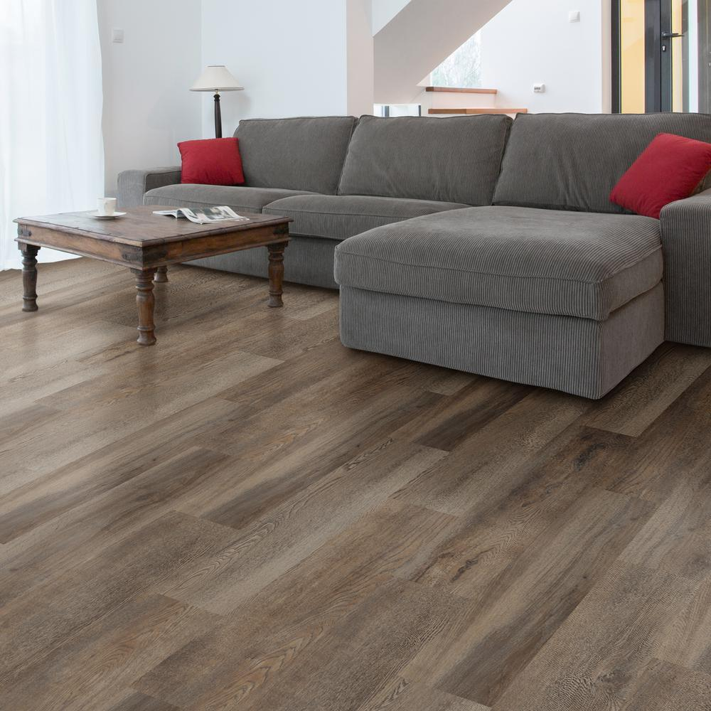 Lock Pvc Spc Laminate Flooring