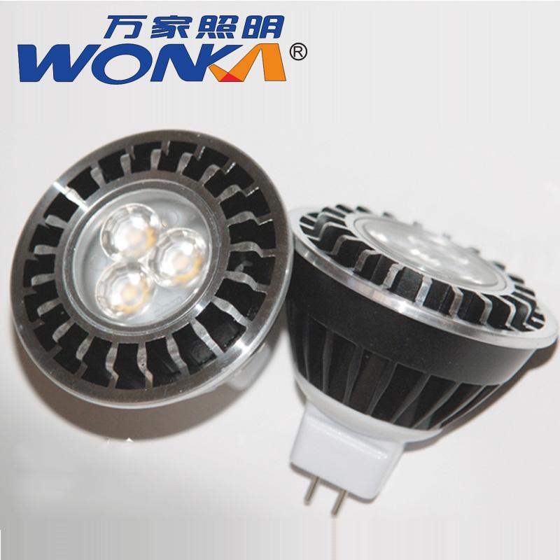 China Aluminum Housing Quickly Heat Release Mr16 Led Spotlight Bulbs China Led Light Bulbs Led Spotlight