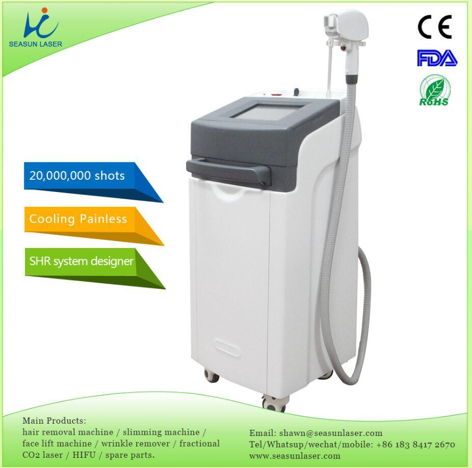 China Low Price 808nm Diode Laser Commercial Alexandrite Diode Laser Hair Removal Machine Price In India China Laser Hair Removal Machine Price Diode Laser Hair