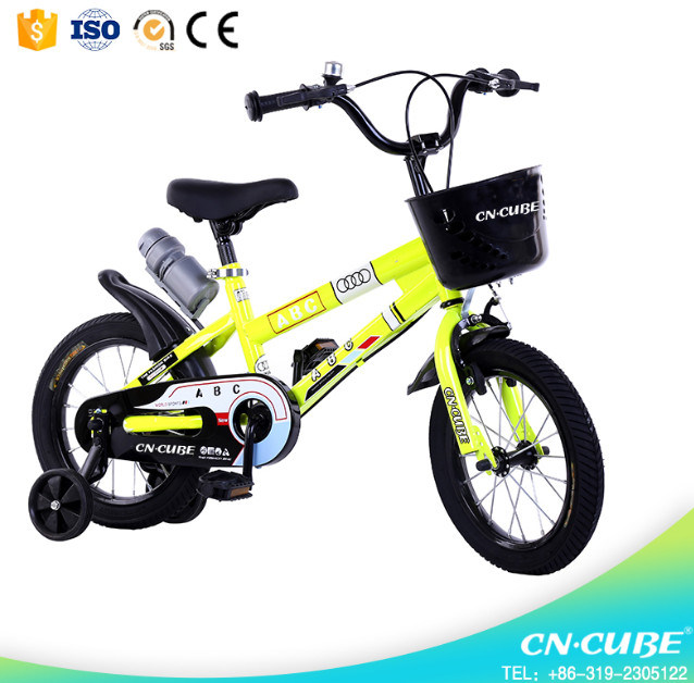 China 12 14 16 20 Inch Bike Cycle For Child Kids Mountain Bike With Four Wheels Cool Child Bicycle Seat China Kids Bike And Children Bicycle Price