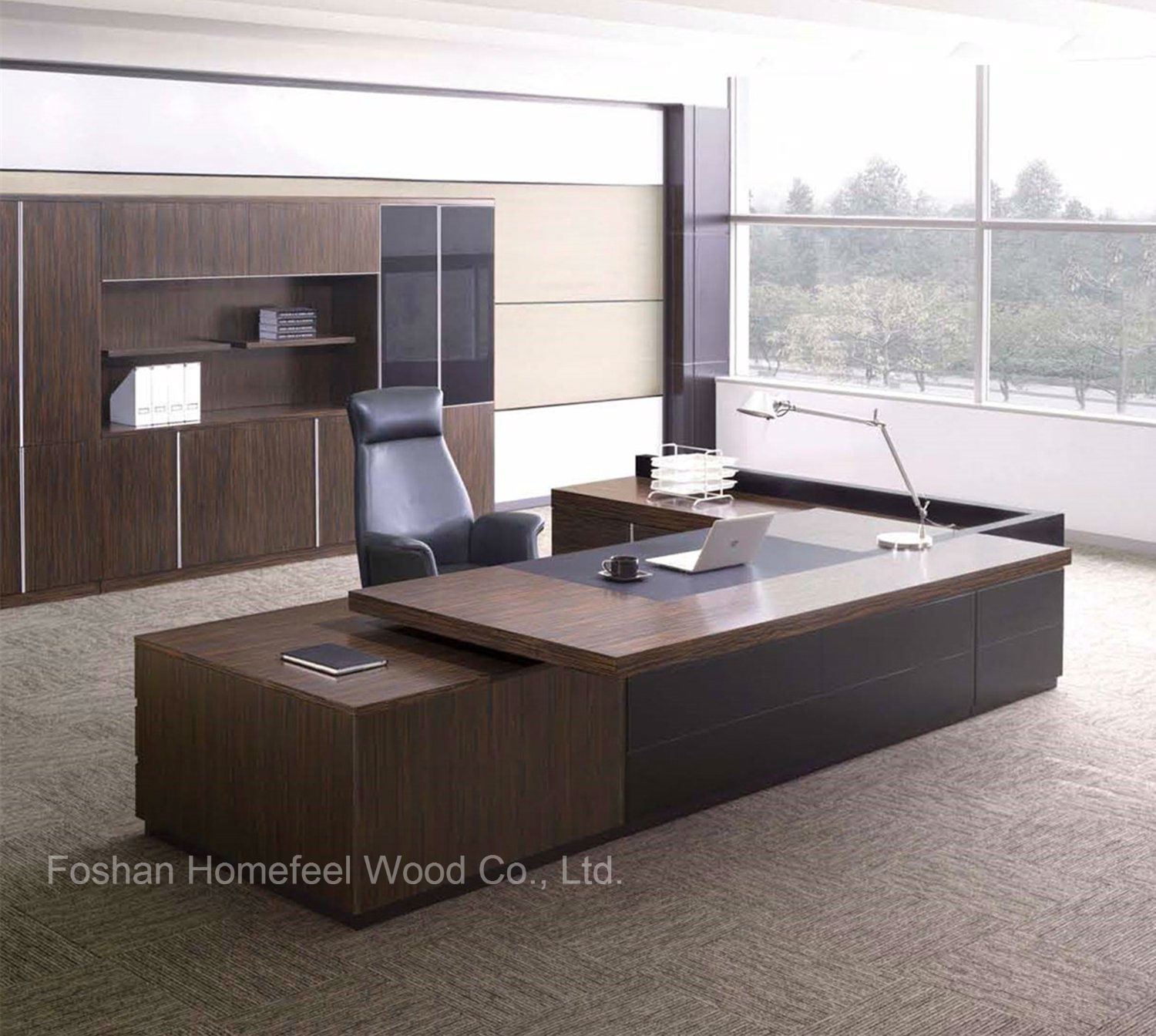 china modern wooden office furniture desk for sale executive ceo office table hf mbhd3926. Black Bedroom Furniture Sets. Home Design Ideas