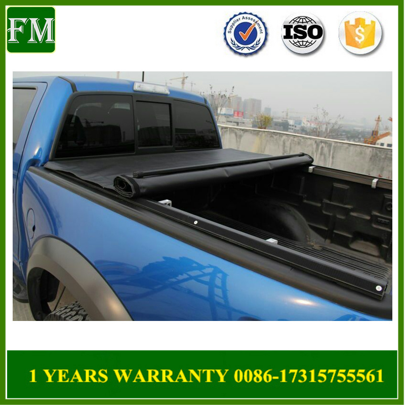China Apu 2016 2018 Toyota Tacoma 5 Ft 60 In Bed Soft Tri Fold